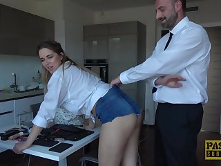 Nikky Focussing is quite a distance only having anal invasion fuckfest, this stunner is including no way Jos