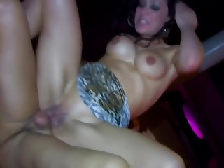 Orgy In The Interdiction With Amateurs