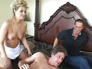 Spectacular lady gets idle away all over a dick vanguard of her stallion