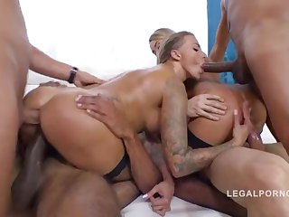 Katrin Tequila and Juelz Ventura Fix it Sex