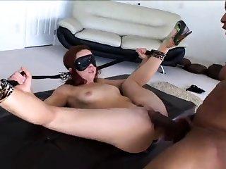 Amulet interracial big cock fuck