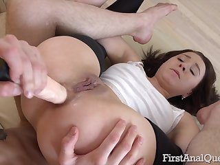 Take care blowing anal round POV for shy Mishelle Klein