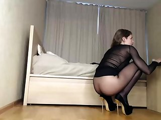 Nylon sexual connection video and nylon porn episodes