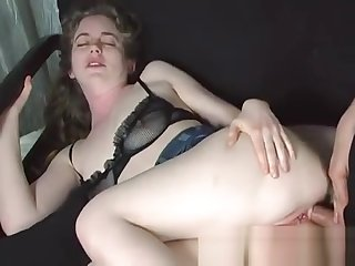 Kat Lixxx is giving you an upskirt while she lays