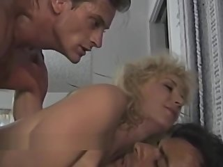Big Titty classic porn star anal occurrence
