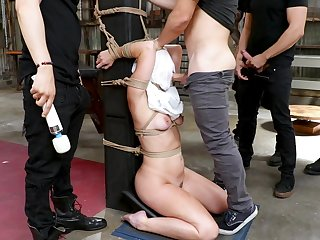 Severe oral tryout for the submissive bush-leaguer