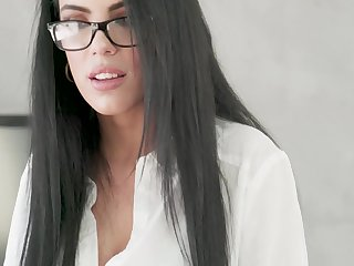 Deep And Hard Assfuck With Katrina Moreno