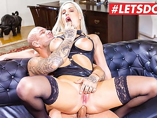 LETSDOEIT, CHECK OUT THE NEW BLONDE ANAL SEX COMPILATION!