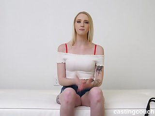 Small tit comme ci wants interracial anal