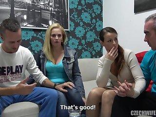 Czech Wife Metamorphosis 3 - full movie