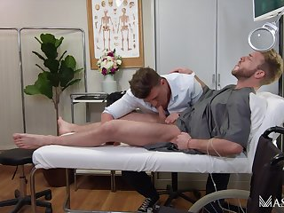 Alluring scenes of gay porn with bareback XXX