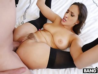 Ashley Adams First Anal Experience