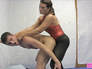 Head Sorority Sister Sex Preparation Strapon Pegging Handjob